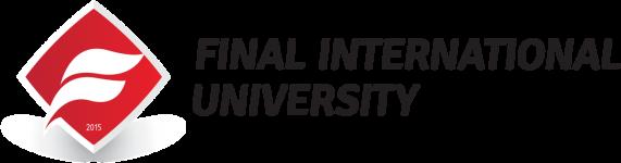 Final International University LMS 3 Logosu